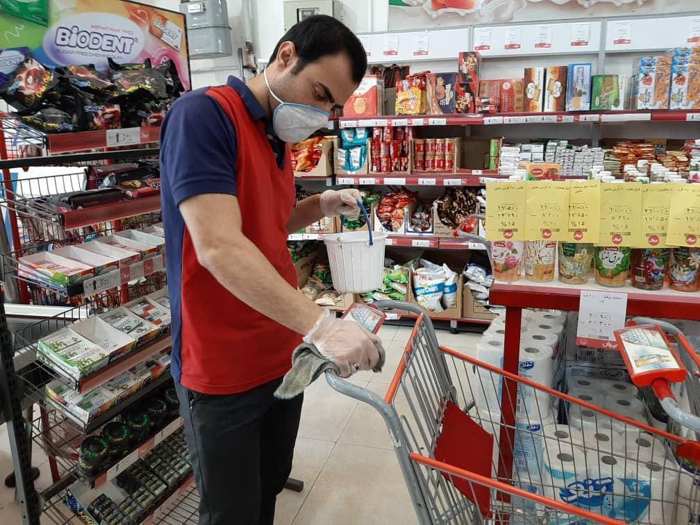 برای پیشگیری از آلودگی به ویروس کرونا فروشگاه ها موظفند چه کارهایی انجام دهند؟