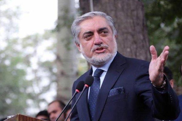 عبدالله عبدالله خواهان حمایت کشورهای منطقه از فرایند صلح شد