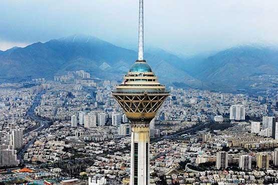 هوای تهران در 25 اسفند ماه؛ قابل قبول است