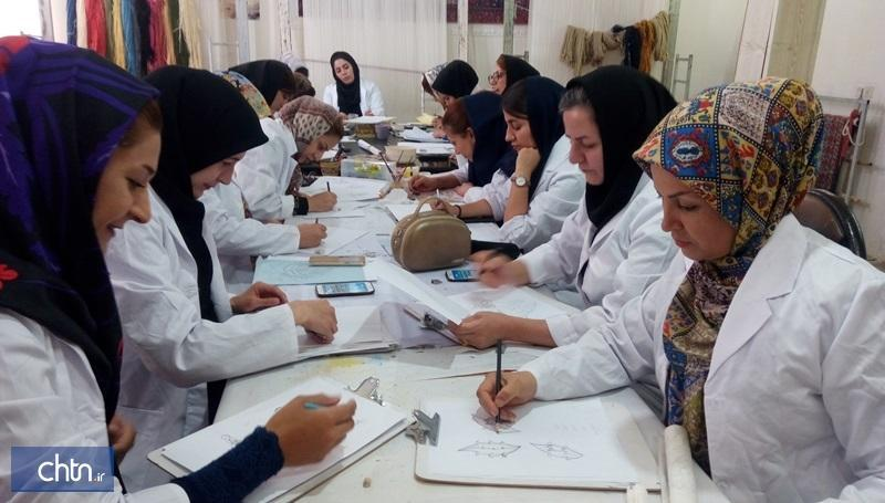 برگزاری 16 دوره آموزش صنایع دستی در ایلام