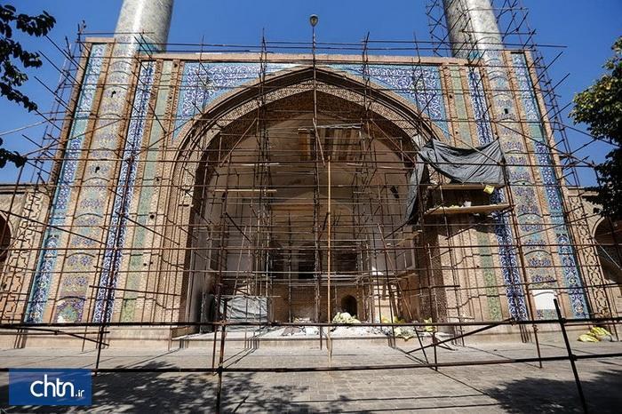مشارکت اساتید مجرب اروپایی در مرمت مسجدجامع عتیق قزوین