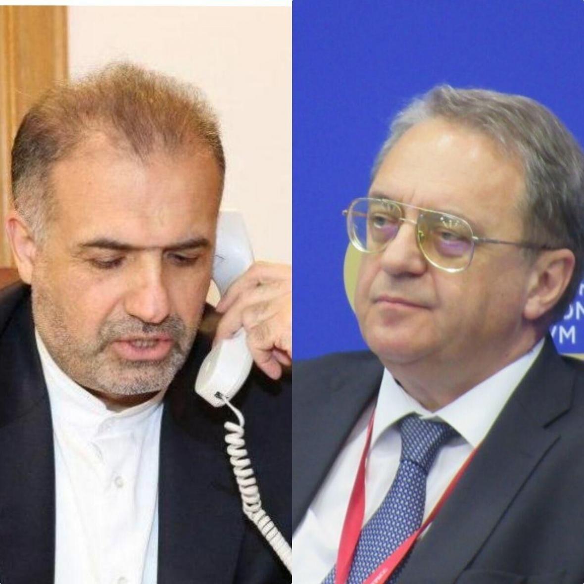 خبرنگاران روسیه خواهان تداوم رایزنی ها با ایران درخصوص عراق شد