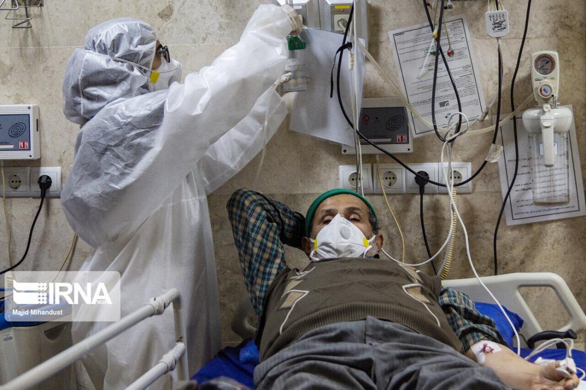 خبرنگاران یک سوم بیماران کرونایی یزد در آی سی یو بستری هستند