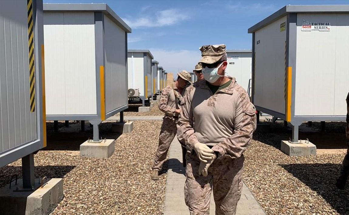 آمریکا پایگاه هوایی خود در استان الانبار عراق را تخلیه کرد