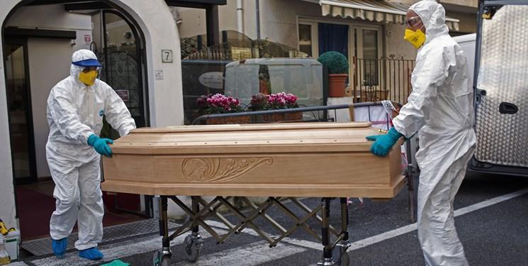 قربانیان کرونا در ایتالیا از 20 هزار نفر فراتر رفت