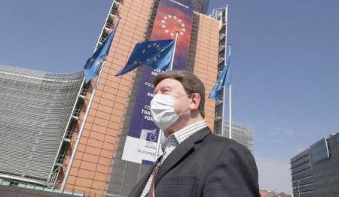 ویروس فروپاشی در پیکر اتحادیه اروپا