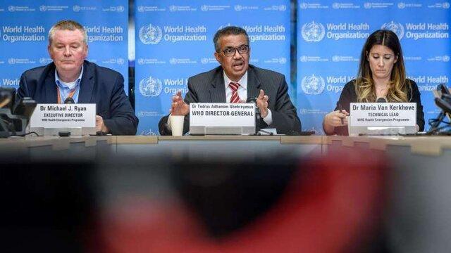 صدور اعلامیه شرایط اضطراری سازمان بهداشت جهانی