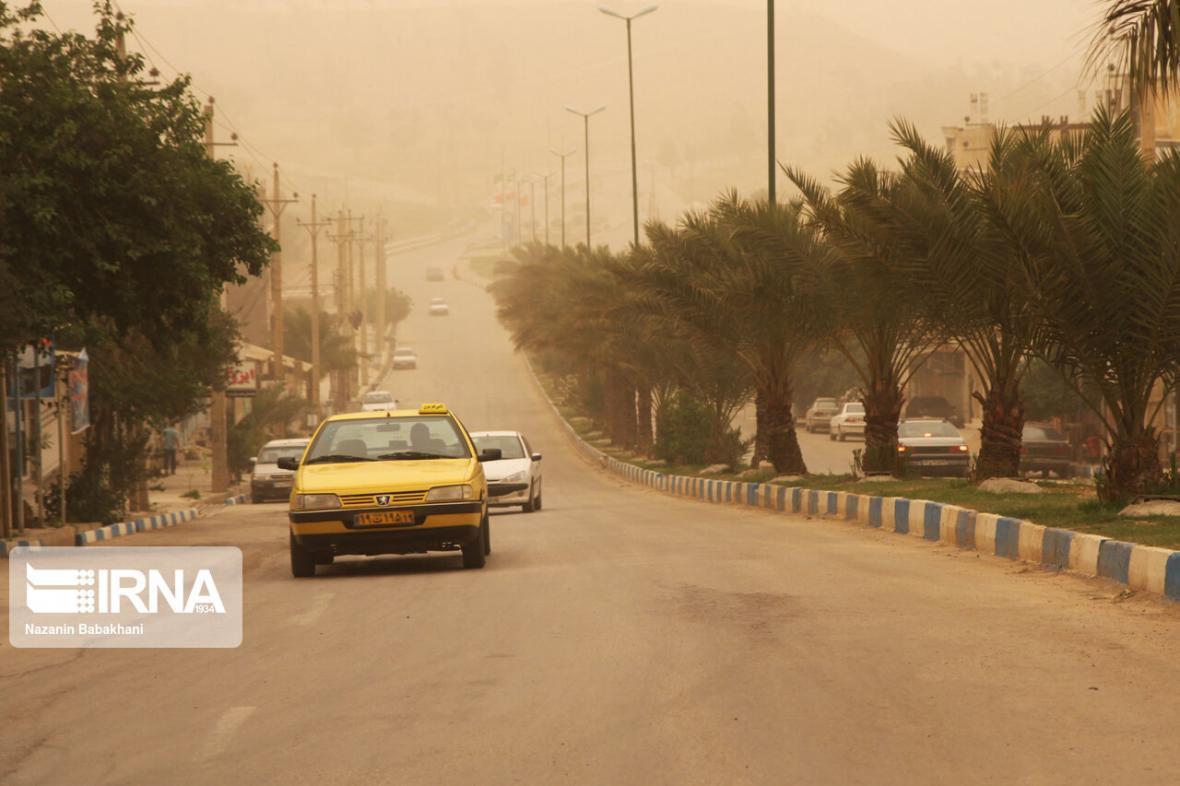 خبرنگاران پیش بینی پدیده گرد و غبار در لرستان