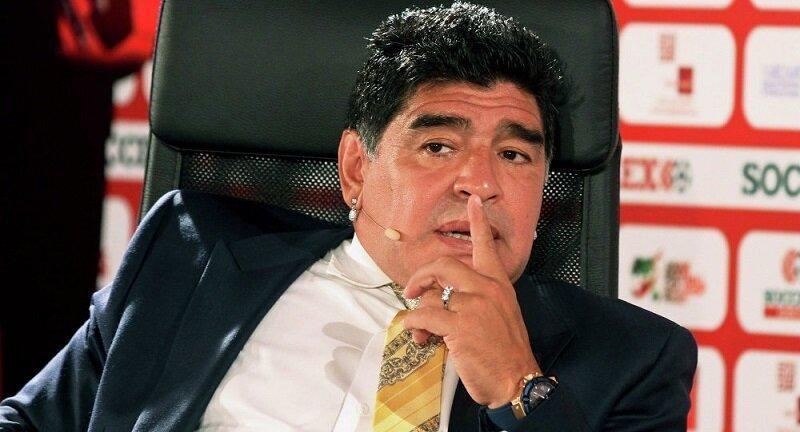 کامنت مارادونا برای پسربچه فوتبالیست بجنوردی