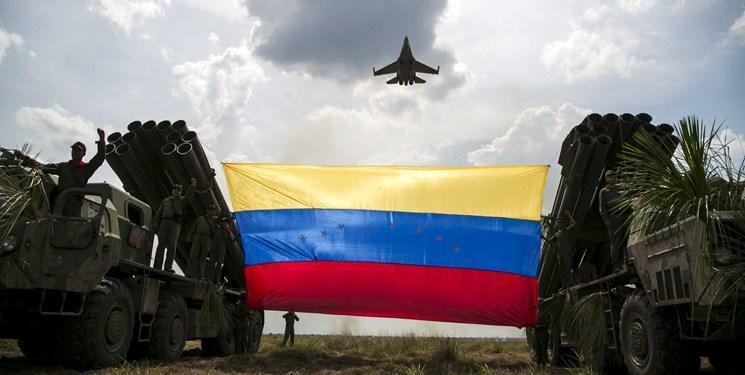 رزمایش موشکی ونزوئلا همزمان با انتظار برای نفتکش های ایرانی