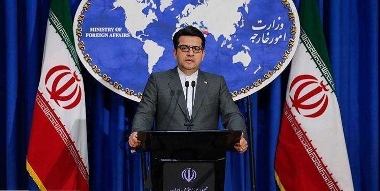 ایران هرگونه مداخله خارجی در امور داخلی جمهوری خلق چین را محکوم کرد
