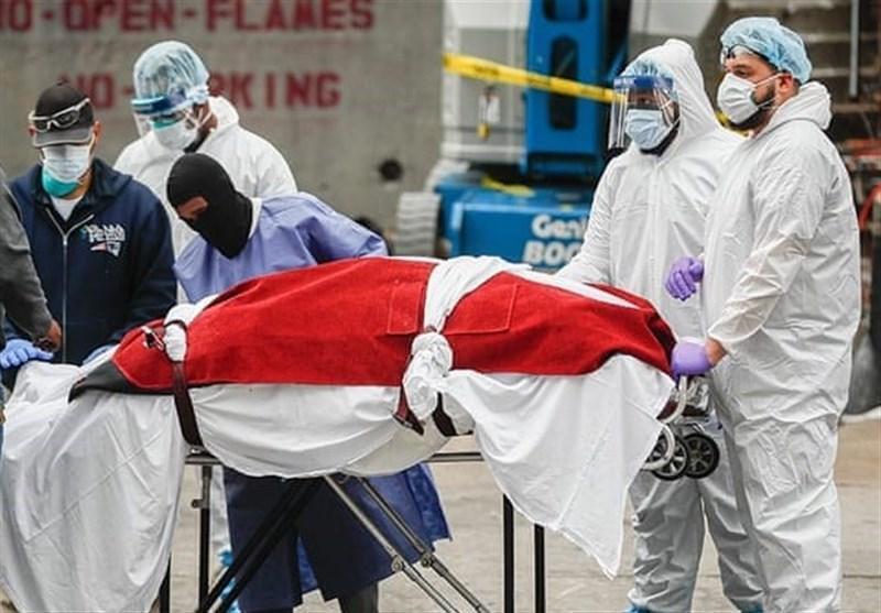 کرونا در جهان، آمار قربانیان کرونا در آمریکا به 117527 هزار نفر رسید