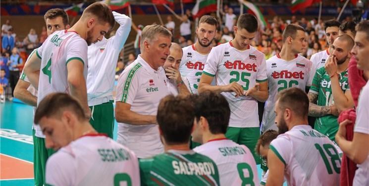 تمرینات تیم ملی والیبال بلغارستان از فردا شروع می گردد