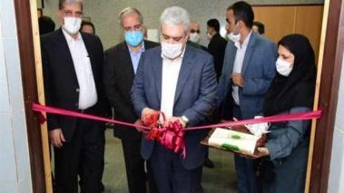 کارگاه فراوری ماسک N95 در دانشگاه سیستان و بلوچستان افتتاح شد