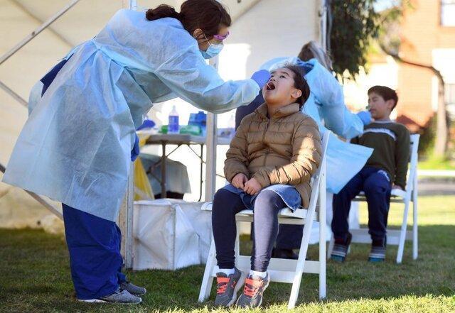 کروناویروس تا 3 هفته در مخاط بینی بچه ها باقی می ماند