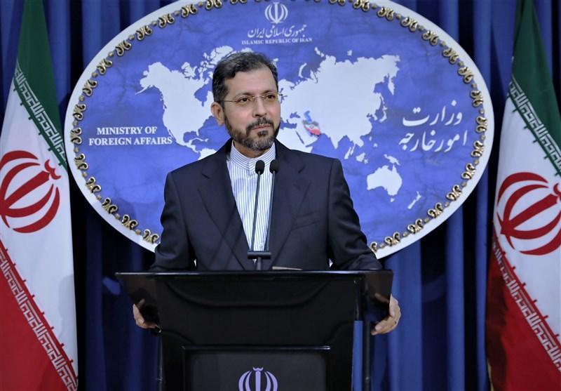 خطیب زاده: یادداشت اعتراضی ایران به ارمنستان و جمهوری آذربایجان ابلاغ شده است