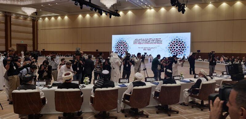مذاکرات بین افغانستانی دوحه از سرگرفته شد