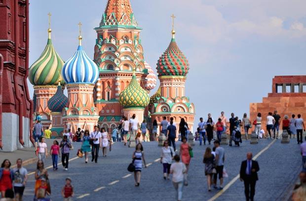 زیباترین مناطق روسیه برای گردشگری