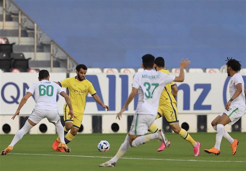 لیگ قهرمانان آسیا، صعود النصر عربستان به مرحله نیمه نهایی با شکست الاهلی