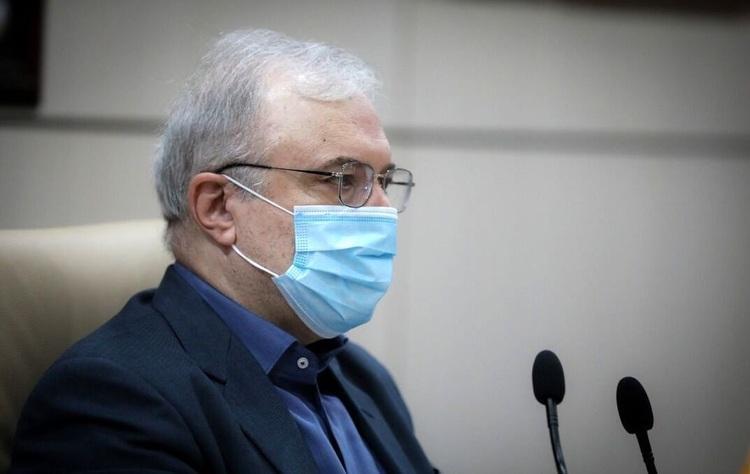 شایعه ابتلای وزیر بهداشت به کرونا