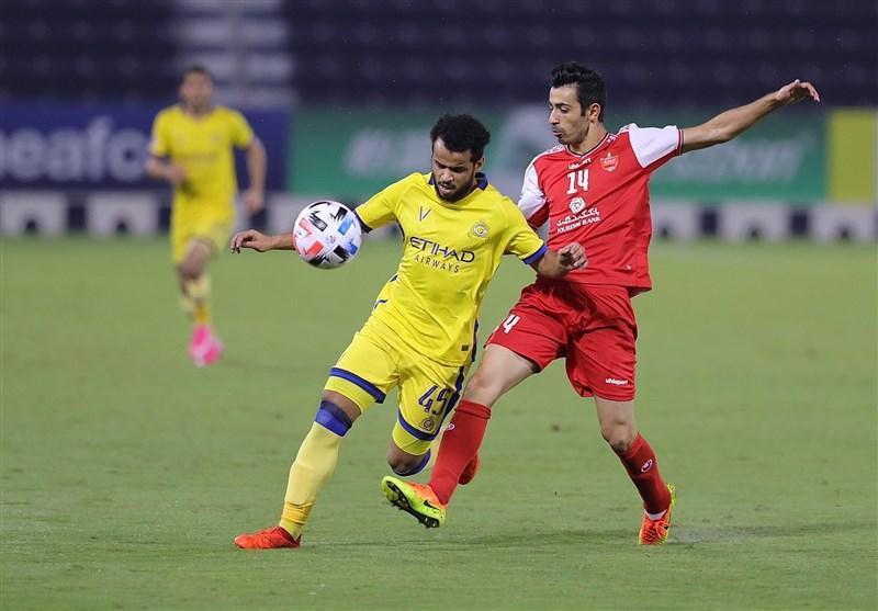 لیگ قهرمانان آسیا، پرسپولیس در آمار هم بهتر از النصر بود