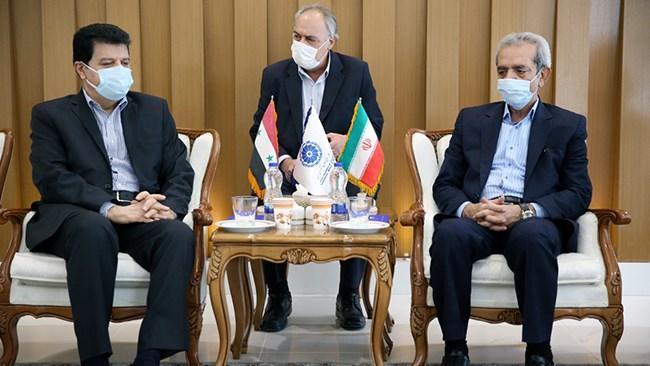 اجرای موافقت نامه تجاری ایران و سوریه، روابط مالی دو کشور را توسعه می دهد