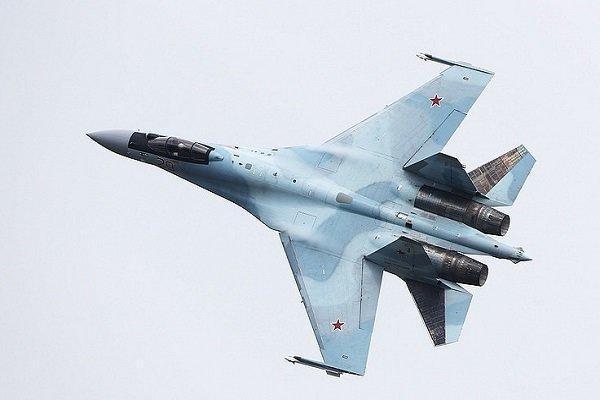 یک جنگنده سوخو-34 در روسیه سقوط کرد