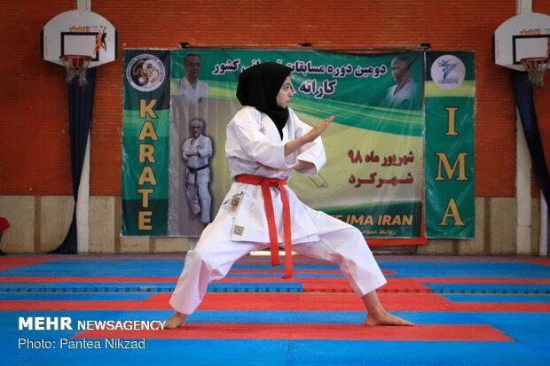 سرانجام دومین دوره رقابتهای مجازی کاراته