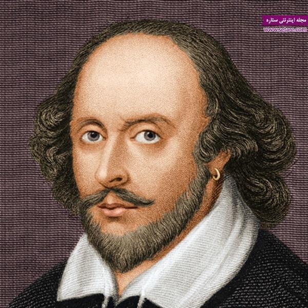 بیوگرافی ویلیام شکسپیر شاعر و نویسنده انگلیسی
