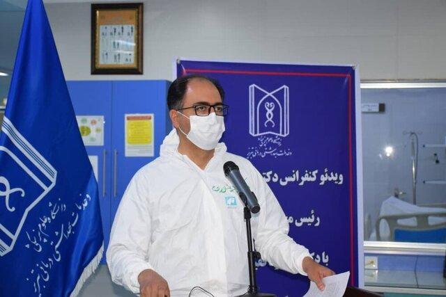 کاهش 5 درصدی بیماران بیمارستان امام رضا تبریز به دنبال اعمال محدودیت ها