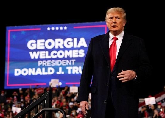 ترامپ: انتخابات 2020 فاسدترین انتخابات در تاریخ آمریکا است