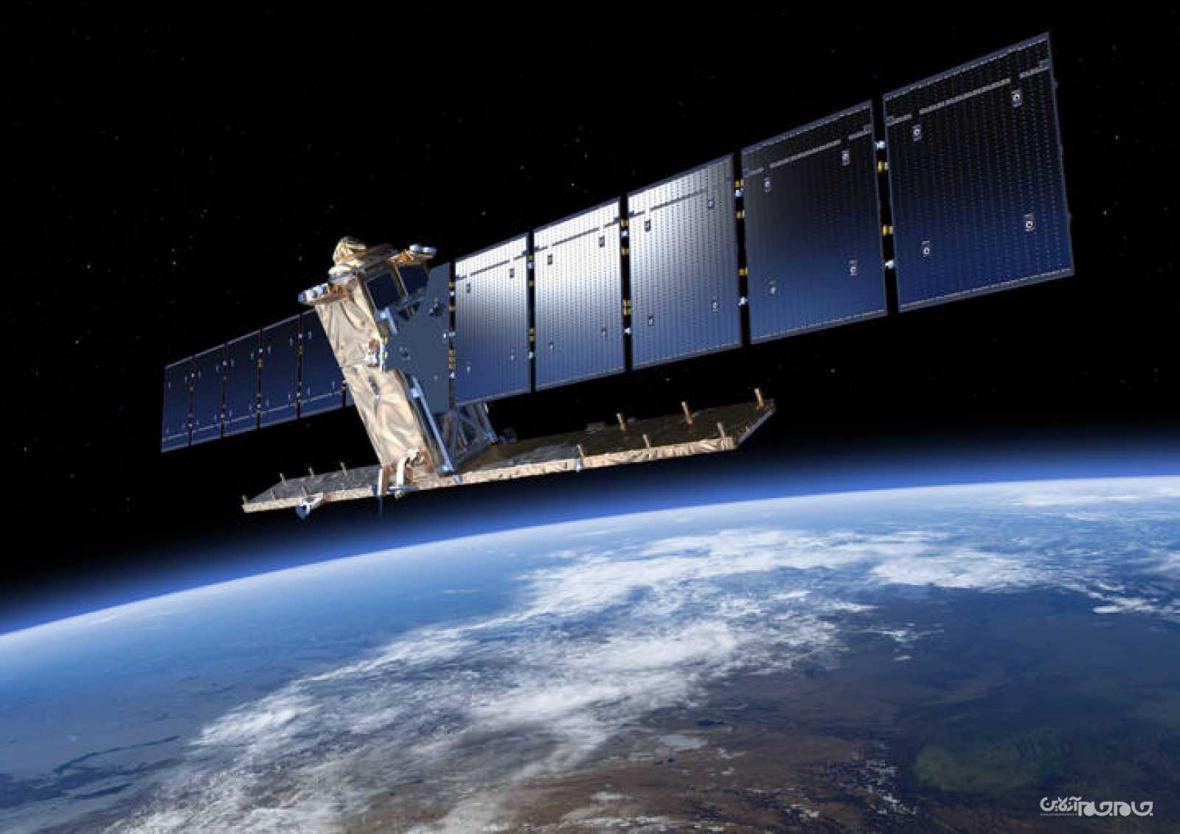 عملیاتی شدن جدیدترین ماهواره GPS