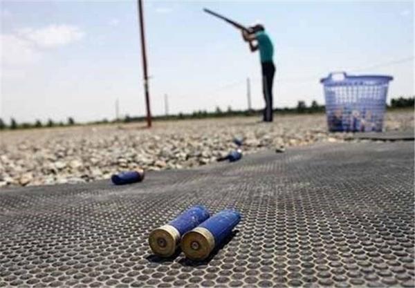 برگزاری هفته چهارم لیگ برتر تیراندازی به اهداف پروازی