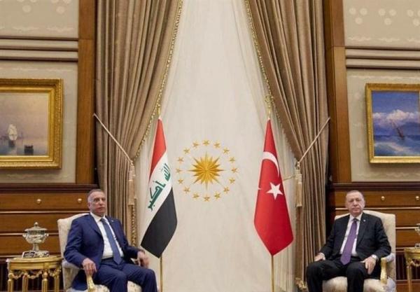 عراق، رایزنی الکاظمی و اردوغان درباره همکاری مالی میان بغداد و آنکارا