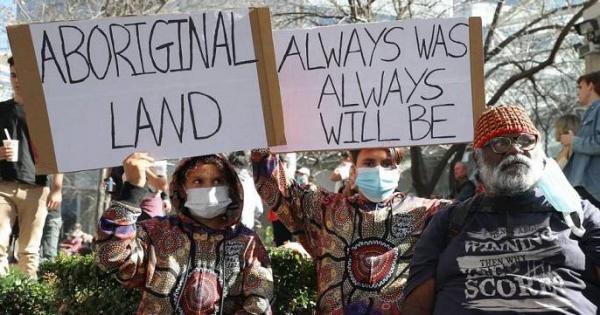 اعتراضات در پی نابودی میراث بومیان در استرالیا غربی بین المللی شد