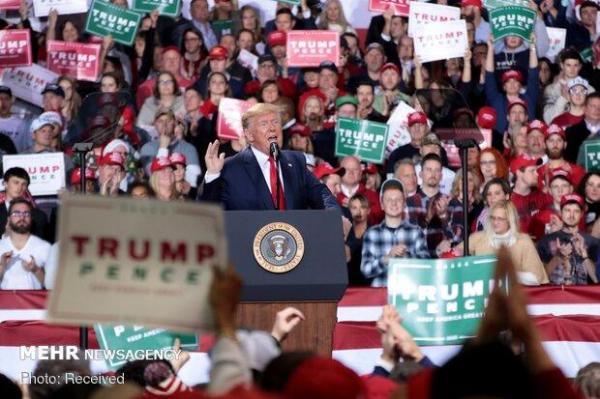 آمریکا در آستانه بحران؛ تصمیم جنجالی 140 نماینده حامی ترامپ