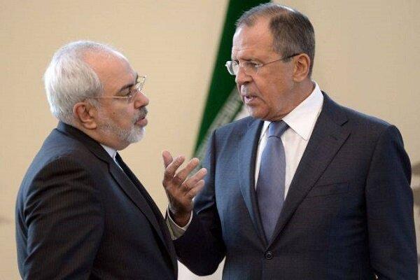 روسیه: لاوروف و ظریف در مسکو دیدار می کنند