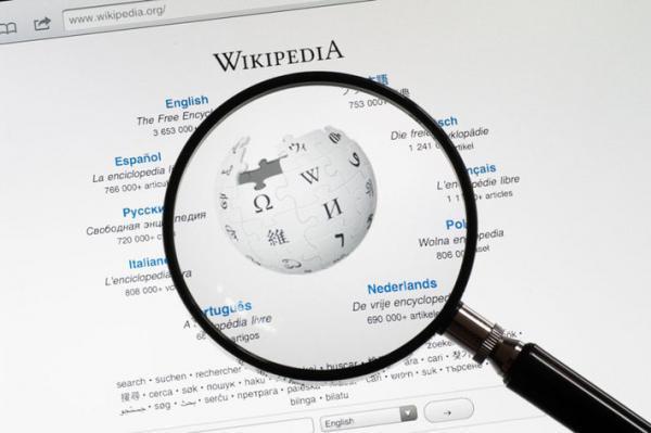 نکاتی درباره ویکی پدیا