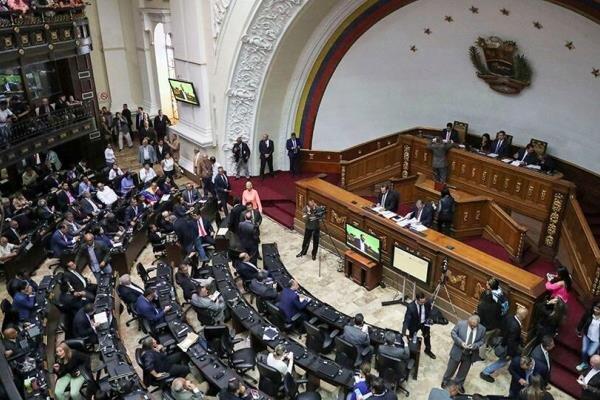مجلس ونزوئلا خواهان اخراج نماینده اتحادیه اروپا شد