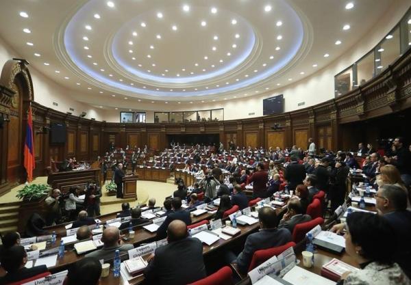 فراهم سازی مقدمات برگزاری انتخابات پارلمانی در ارمنستان