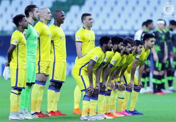 رد درخواست النصر عربستان از سوی AFC