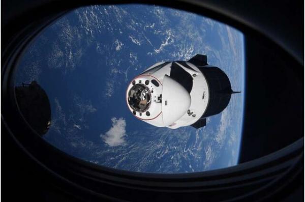 هیچ خطری فضانوردان کرو-2 را تهدید نمی کرد