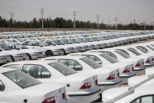 افت قیمت در بازار محصولات ایران خودرو
