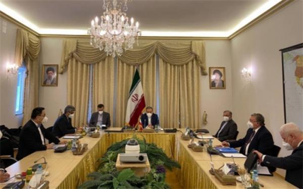 نشست هماهنگی ایران، روسیه و چین قبل از آغاز مذاکرات وین