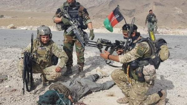 شمار زیادی کشته در درگیری ها در افغانستان