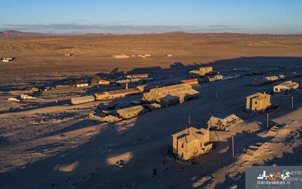 کلمنسکوپ یا شهر ارواح در کشور نامیبیا