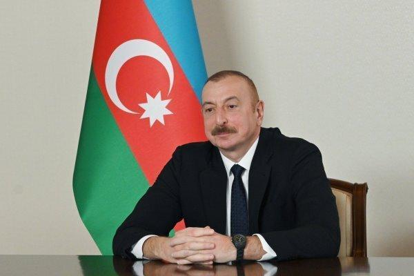 علی اف: ارمنستان برای توافق صلح آماده گردد