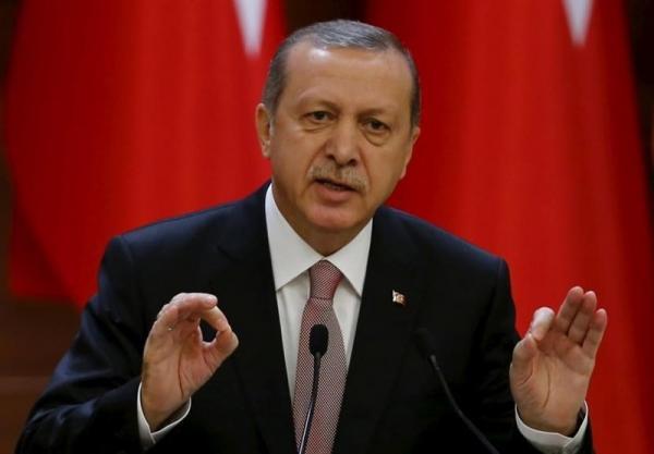 اردوغان: آمریکا از گروه های تروریستی ضدترکیه حمایت لجستیکی می نماید، روابط مصر و ترکیه قوی و تاریخی است