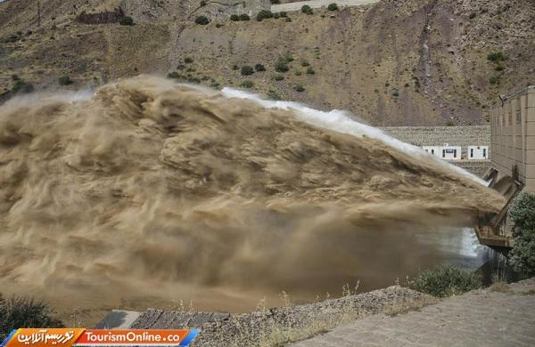رهاسازی رسوب سد لتیان؛ گردشگران در کنار رودخانه های تهران اتراق نکنند