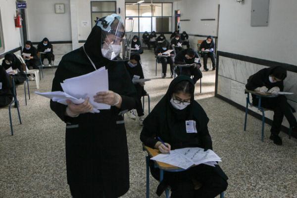 سلامت دانش آموزان در برگزاری امتحانات حضوری از اولویت های استان است